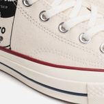 Мужские кеды Converse All Star Chuck 70 Andy Warhol Natural/White фото- 5