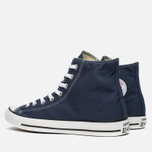 Кеды Converse Chuck Taylor All Star Classic Hi Navy/White фото- 2