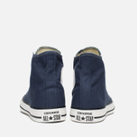 Converse Chuck Taylor All Star Classic Hi Plimsoles Navy/White photo- 3