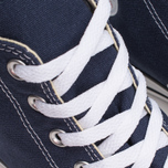 Converse Chuck Taylor All Star Classic Hi Plimsoles Navy/White photo- 6
