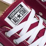 Мужские кеды Converse Chuck Taylor All Star Classic Maroon/White фото- 6
