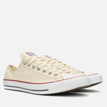Кеды Converse Chuck Taylor All Star Classic Natural/White фото- 1