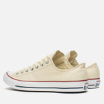 Кеды Converse Chuck Taylor All Star Classic Natural/White фото- 2