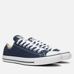 Кеды Converse Chuck Taylor All Star Classic Navy/White фото- 1