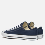 Кеды Converse Chuck Taylor All Star Classic Navy/White фото- 2