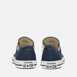 Кеды Converse Chuck Taylor All Star Classic Navy/White фото- 3