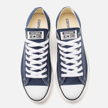 Кеды Converse Chuck Taylor All Star Classic Navy/White фото- 4