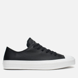 Кеды Converse CT All Star Sawyer Leather Black/White фото- 0