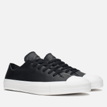 Кеды Converse CT All Star Sawyer Leather Black/White фото- 1