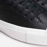 Кеды Converse CT All Star Sawyer Leather Black/White фото- 6