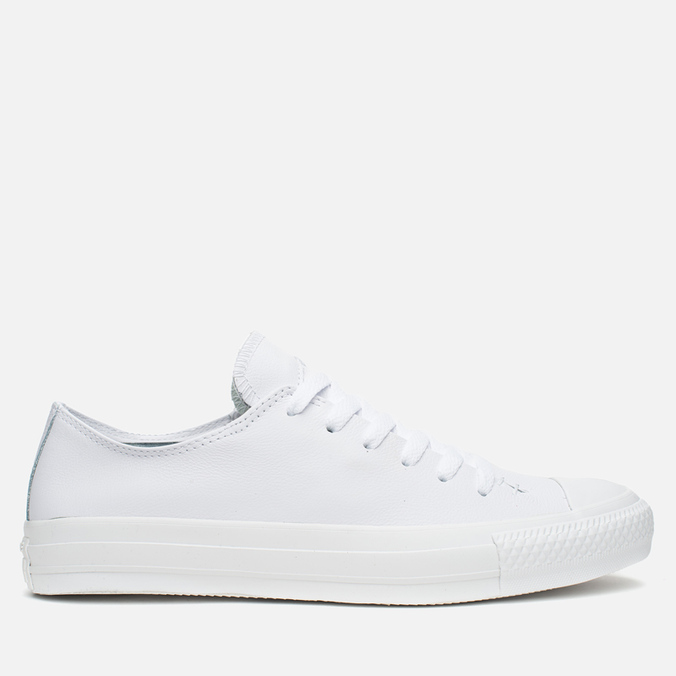 Мужские кеды Converse CT All Star Sawyer Leather White