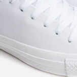 Мужские кеды Converse CT All Star Sawyer Leather White фото- 5