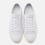 Мужские кеды Converse CT All Star Sawyer Leather White фото- 4