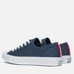 Converse Jack Purcell Ox Plimsoles Navy/White photo- 2