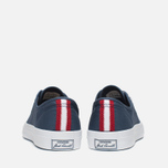 Converse Jack Purcell Ox Plimsoles Navy/White photo- 3