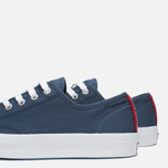 Converse Jack Purcell Ox Plimsoles Navy/White photo- 7