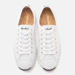 Кеды Converse Jack Purcell Ox White фото- 4