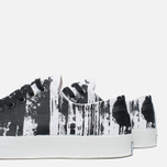 Кеды Converse Jack Purcell Painted Graphic Black/White фото- 7