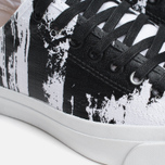 Кеды Converse Jack Purcell Painted Graphic Black/White фото- 5