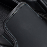 Мужские кеды Diemme Garda Rubberized Leather Black фото- 5