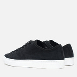 Мужские кеды Diemme Veneto Low Heavyweight Suede Black фото- 2