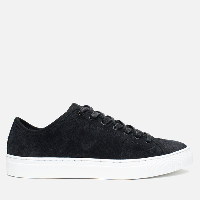 Мужские кеды Diemme Veneto Low Heavyweight Suede Black