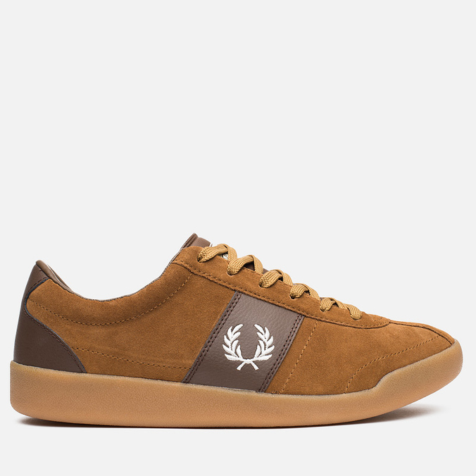 Fred Perry Stockport Suede '82 Men's Plimsoles Rubber