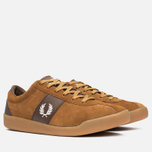 Мужские кеды Fred Perry Stockport Suede '82 Rubber фото- 1