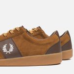 Мужские кеды Fred Perry Stockport Suede '82 Rubber фото- 5