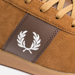 Fred Perry Stockport Suede '82 Men's Plimsoles Rubber photo- 6