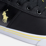 Мужские кеды Polo Ralph Lauren Hanford NE Black фото- 6