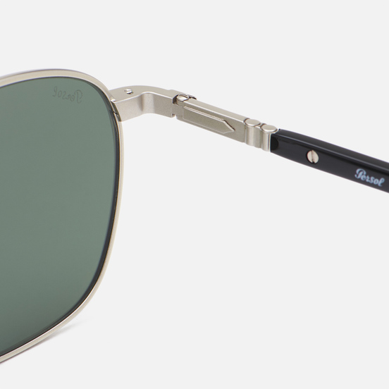 Солнцезащитные очки Persol PO2476S Silver/Green