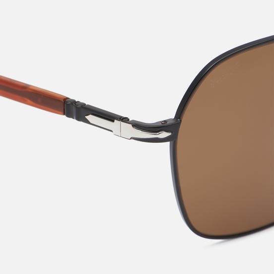 Солнцезащитные очки Persol PO2483S Polarized Black/Polar Brown