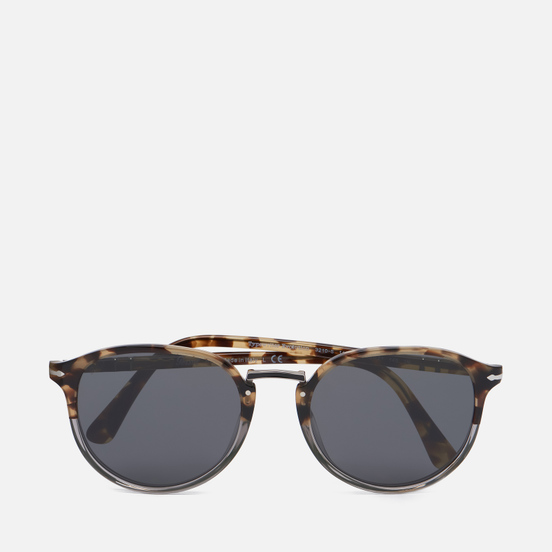 Солнцезащитные очки Persol PO3210S Brown Tortoise Smoke/Dark Smoke