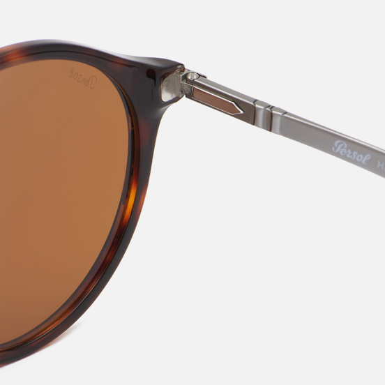 Солнцезащитные очки Persol PO3264S Havana/Gunmetal/Brown