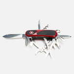 Карманный нож Victorinox EvoGrip S557 Red/Black фото- 1