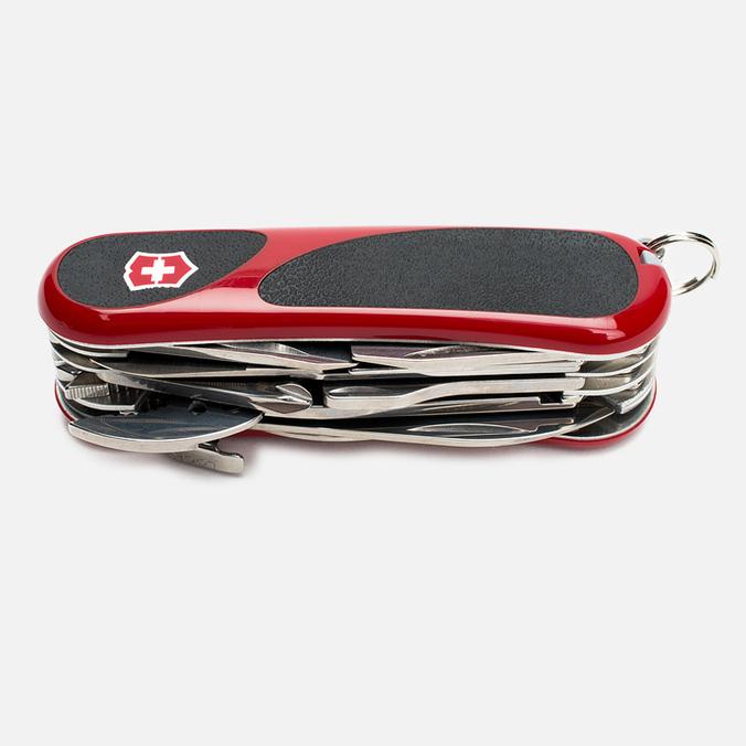 Карманный нож Victorinox EvoGrip S557 Red/Black