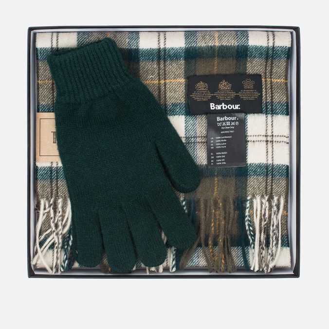 Barbour Classic Gift Box Ancient