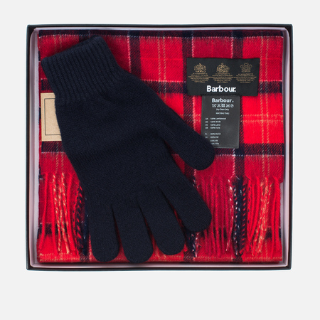 Barbour Classic Gift Box Cardinal