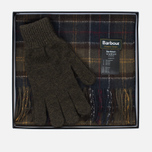 Barbour Classic Gift Box Olive photo- 0
