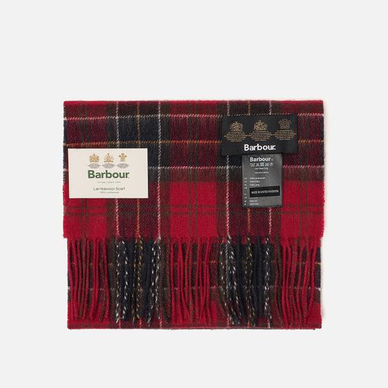 Подарочный набор Barbour Classic Red Tartan