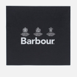 Подарочный набор Barbour Lambswool Scarf And Glove Pink фото- 3