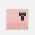 Подарочный набор Barbour Lambswool Scarf And Glove Pink фото- 1