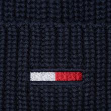 Подарочный набор Tommy Jeans Basic Scarf & Beanie GP Black Iris фото- 5
