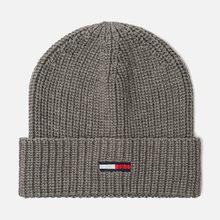 Подарочный набор Tommy Jeans Basic Scarf & Beanie GP Light Grey Heather фото- 2