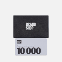 Подарочный сертификат BRANDSHOP на 100 000 руб. фото- 3