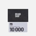 Подарочный сертификат Brandshop на 10 000 руб. фото- 3