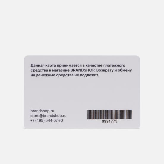 Подарочный сертификат BRANDSHOP на 3 000 руб.