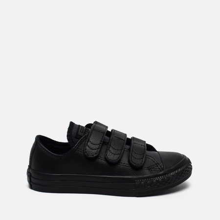 Converse Chuck Taylor All Star 3V Kid's Plimsoles Black