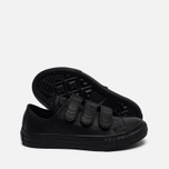 Подростковые кеды Converse Chuck Taylor All Star 3V Black фото- 1